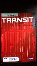 Depliant Brochure FORD TRANSIT - 1992 - pagine 28  Perfetto  Edicola