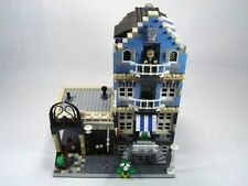 LEGO Market Street (10190) Creator House - Factory - Modular Building - COMPLETE