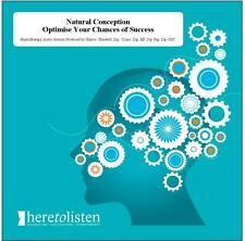 Fertility, Conception, Pregnancy Boost Your Chances of Success Hypnosis Audio CD