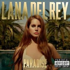 Paradise [PA] by Lana Del Rey (CD, Nov-2012, Interscope (USA))