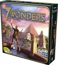 NEW 7 Wonders Board Game - Sealed - Antoine Bauza Asmondee Games