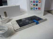 Apple iPhone 5s Silver 16GB  UNLOCKED GRADE AAA, REFURBISHED LIKE NEW #422