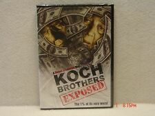 DVD Koch Brothers Exposed - The 1% at its very worst