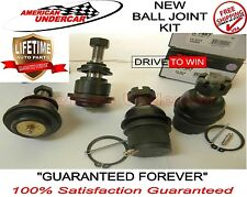 LIFETIME BALL JOINT KIT fits Dodge Ram 2500 3500 4x4 NEW IMPROVED SET 2003-2015