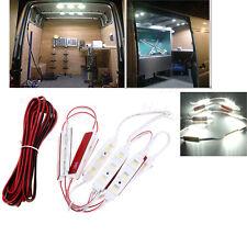 Van Car 30 LED Interior Light Loading Kit for LWB 12v VW Transit Sprinter Ducato