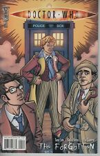 Doctor Who #4 The Forgotten comic book Sixth Seventh Tenth Doctor TV show series