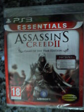 PS3 Assassin´s Creed II Game of the Year Edition Nuevo precintado Assassins