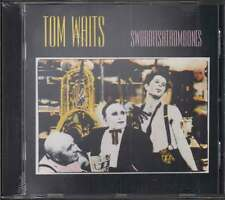 Tom Waits ‎CD Swordfishtrombones Nuovo Sigillato 0042284246927