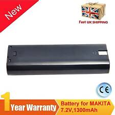 7.2Volts 1.3Ah Stick Style Battery for MAKITA 7000 7002 7010 7033 Cordless Drill