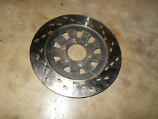 suzuki gs750e gs750es rear back brake rotor disc 85 gs700e gs700es 83 1983 gs750