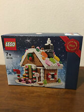 LEGO-40139-Gingerbread-House-New-MISB-Christmas-Holiday-40138-10235-10245