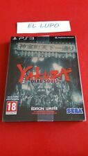 YAKUZA DEAD SOULS EDITION LIMITEE PS3 SONY NEUF SOUS SCELLES VERSION FRANCAISE