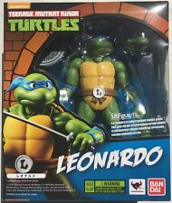 S.H Figuarts Leonardo Teenage Mutant Ninja Turtle Action Figure Bandai IN STOCK