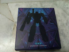 Transformers DX9 AL-01 Add on Kit For Leader Class Megatron MISB