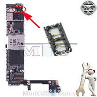 iPhone 6S REPARATUR Akku Accu FPC Batterie Connector Anschluss löten Logic Board
