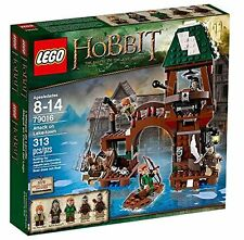 LEGO The Hobbit 79016: Attack on Lake-town - Brand New