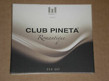 CLUB PINETA ROMANTIQUE (BOB SINCLAIR, MARTIN SOLVEIG) - 2 CD