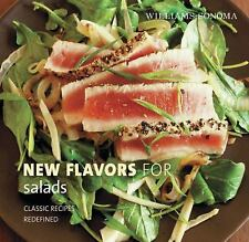 Williams-Sonoma New Flavors for Salads: Classic Recipes Redefined (NEW FLAVORS F