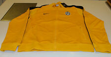 Team Juventus 2014 Soccer Track N98 Top Jacket Full Zip Soccer S Yellow