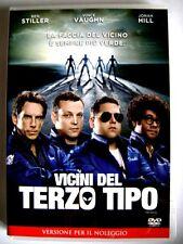 Dvd Vicini del terzo tipo con Jonah Hill e Ben Stiller Usato versione noleggio