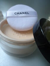 77 MOON LIGHT CHANEL NATURAL FINISH LOOSE POWDER 30g NEW WITH VELVET PUFF NO BOX