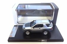 Isuzu Vehicross 1997 - Silver - PREMIUM X 1:43 DIECAST MODEL CAR PRD420