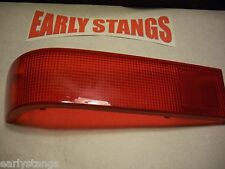 1983 1984 1985 MAZDA 626 RIGHT SIDE TOP TAIL LIGHT LENS STANLEY 043-6832R