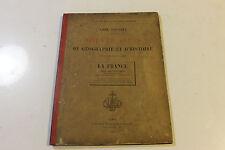 nouvel atlas de géographie et d histoire a l usages des classe abbé JOUSSET 1895