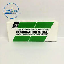 BEAR 109 COMBINATION SHARPENING STONE COARSE/FINE 25x50x150mm - Butcher / Knife