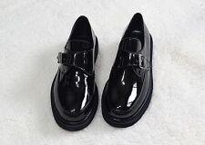Korean Buckled Loafer Shoe