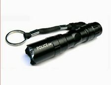 1AA /Strap LED 3W Handy Portable Waterproof Outdoor Torch Flashlight Powered