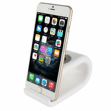2 in 1 Charging Dock Station Holder Stand For iWatch iPhone Apple Watch Charger