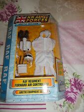collectable HM Armed Forces RAF Regiment Air arctic Controller Action Figure man