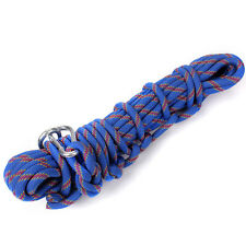 15M Safety 10mm Diamete Rope Climbing Rope Rappelling Rope Auxiliary Rope