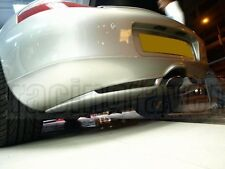 Porsche 97-04 Boxster 986 Under Spoilers Rear Diffusers Bumper Lips Splitters