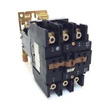 Contactor LP1-D803F Telemecanique 110VDC 45kW LP1D803