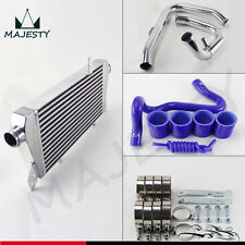 aluminum piping for 96-01 VW PASSAT AUDI A4 B5 1.8T BL SILICON INTERCOOLER kit