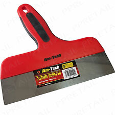 "10"" WIDE HEAVY DUTY SCRAPER +EXTRA LARGE+ Wallpaper/Paint Remover/Stripper Tool"