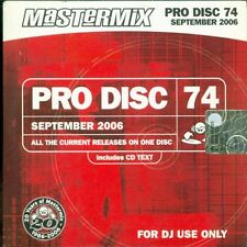 Mastermix Pro Disc 74 - Beyonce/Ice Cube/Muse/Pink/Pharrell/Rolling Stones Cd