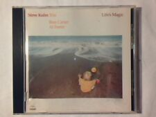 STEVE KUHN TRIO Life's magic cd MINT - FATS WALLER