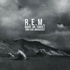 R.E.M. ‎– Right On Target (1984 Live Broadcast) Vinyl 2LP NEW