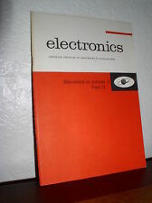 Electronics: Electrons in Action - Part II #2312 (1964,Paperback)