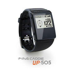 2016 New Golf GPS Rangefinder FineCaddie UP505 Black GPS Watch + wristband