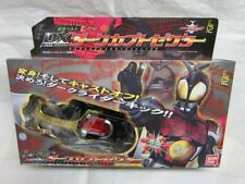 NEW BANDAI Masked Rider Kabuto Transformation Belt DX Dark Kabuto Zecter Japan