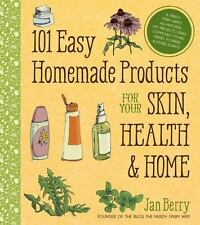 101 Easy Homemade Products for Your Skin, Health and Home : A Nerdy Farm...