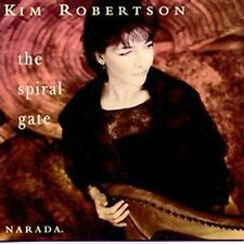 Kim Robertson CD The Spiral Gate New Age Celtic Harp & Female Voice MINT