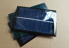 6V 0.6W Solar Panel Poly Module DIY Small Cell Charger For Light Phone Portable