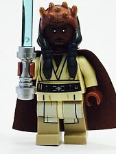LEGO STAR WARS SUPER RARE AGEN KOLAR CUSTOM JEDI MASTER 100% NEW LEGO PARTS