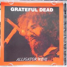 "GRATEFUL DEAD ""ALLIGATOR WINE"" NYC APRIL 28/29 /71-CLEAR AND CRISPY!-KRISPY NEW!"