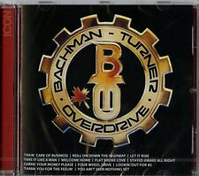 BACHMAN TURNER OVERDRIVE - ICON - COLLECTION - CD NUOVO SIGILLATO